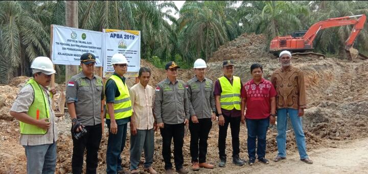 Tim TP4D Kejari Aceh Tamiang,  Lakukan MONEV Ke Sejumlah Lokasi Pendamping