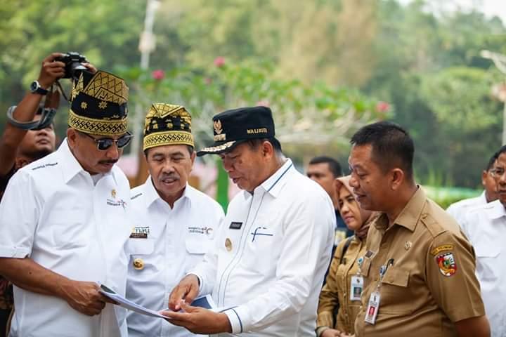 Menteri Pariwisata Kunjungi Kawasan Agrowisata Kota Pekanbaru