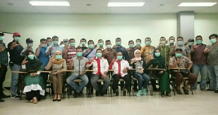 Bersama Calon Pengurus Periode 2021-2024, DPW Pemuda LIRA Riau Gelar Silaturahmi