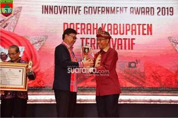 Kabupaten Musi Rawas Kembali Masuk 10 Besar Dalam Ajang Anugerah IGA