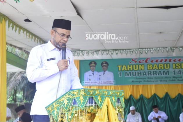 Wabup Aceh Tamiang, Tahun Baru Islam 1441 H, Momentum Untuk Instropeksi Diri