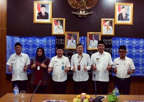 Bupati Tergetkan Pelayanan Publik Pemkab Musi Rawas Ketegori Hijau