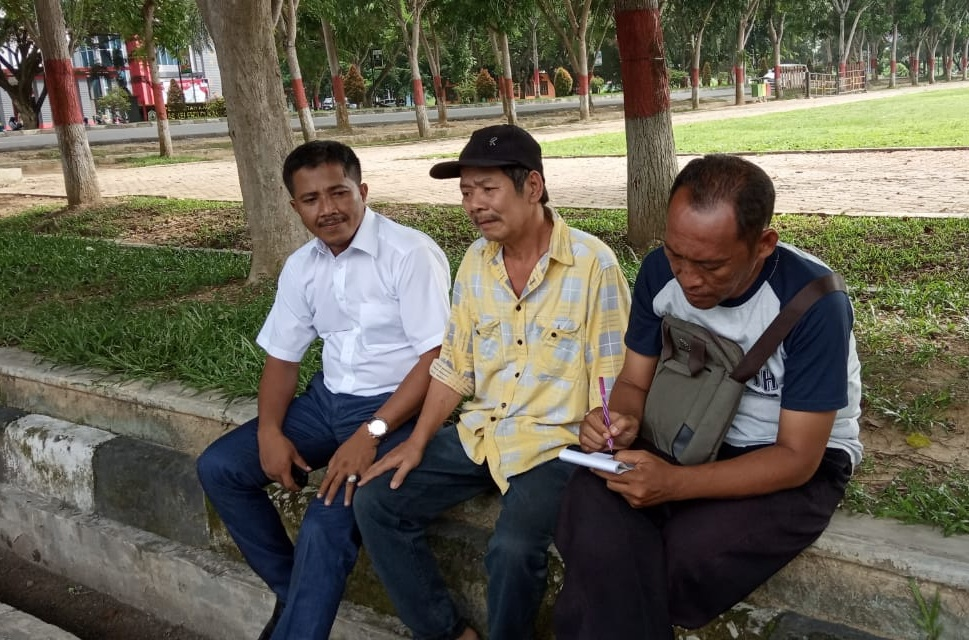 Pernyataan Ahli Waris Auw Malik Terkait Lahan Bekas SD 05 Terhadap Pemkab Aceh Tamiang