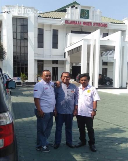 LSM TAMPERAK Meminta Inspektorat Audit PROYEK FISIK APBD dan APBDESA di seluruh Jawa Timur