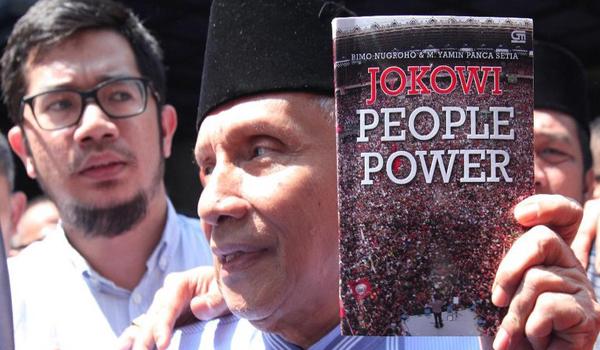 PAN Tepis, Gelar Profesor Amien Rais Tak Hilang