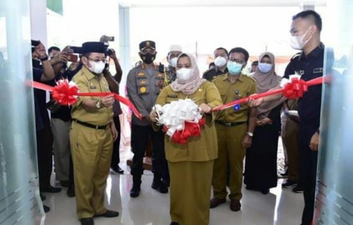 Bupati Bengkalis Resmikan Dua UPT Pukesmas di Kecamatan Bengkalis