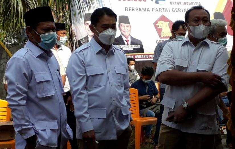 Gelar Vaksinasi Massal di Rumah Aspirasi Wakil Ketua DPRD Inhu Suwardi Ritonga