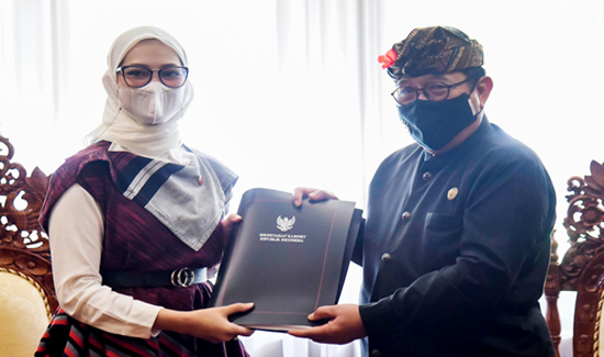 Miliki Komite Disabilitas, Stafsus Presiden Apresiasi Pemprov Bali