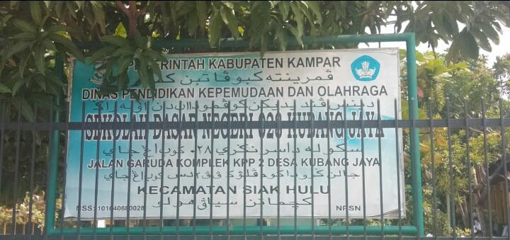 Diduga Kadis Pendidikan Kabupaten Kampar Main Mata