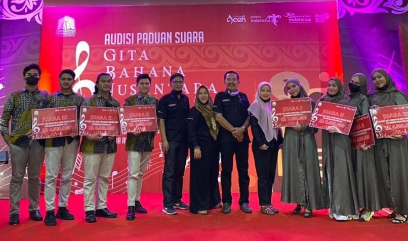 Kabupaten Aceh Tamiang, Berhasil Raih Juara Umum Audisi Gita Bahana Nusantara Provinsi Aceh
