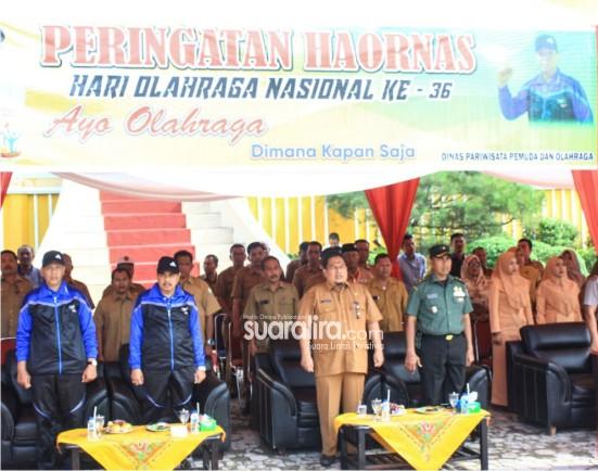 Pemkab Aceh Tamiang, Peringati HAORNAS Ke 36 Tahun 2019
