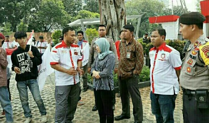 Pengurus Besar Komunitas Aktivis Muda Indonesia Sangat Mengapresiasi Kinerja KPK