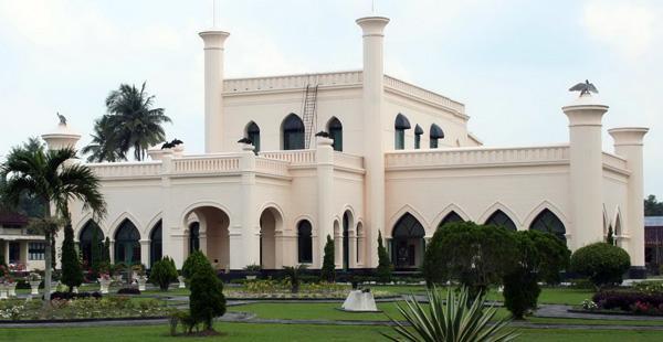 Istana Siak Ditetapkan jadi Warisan Budaya Nasional