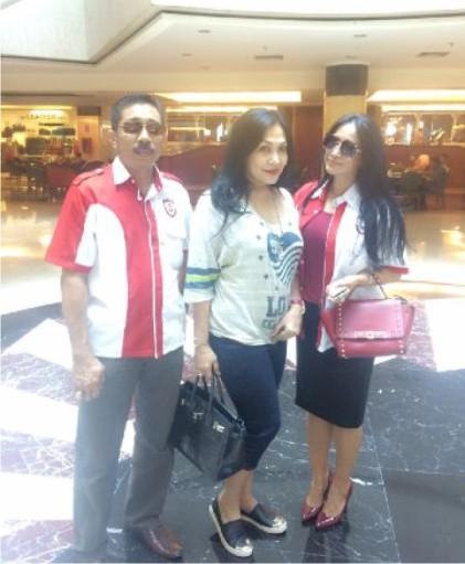 LIRA Kota Bekasi berikan Mandat pembentukan Pemuda LIRA dan Perempuan LIRA Kota Bekasi