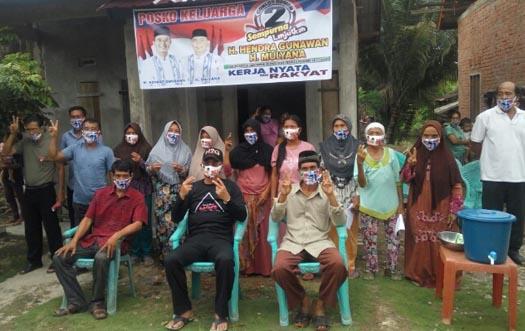 KampanyeDialogis CabubHendra Gunawan untuk Desa Pasenan