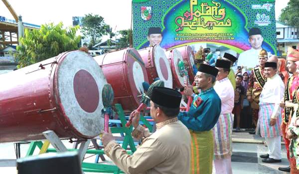 Wawako dan Wagubri Hadiri Potang Balimau Sambut Ramadhan 1440 H