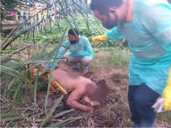 Pergi Cari Rumput, Seorang Warga Ditemukan Meninggal di Area Kebun Kelapa Sawit