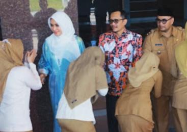 Bupati dan Wakil Bupati Probolinggo Gelar Halal Bihalal Bersama Firkompimda