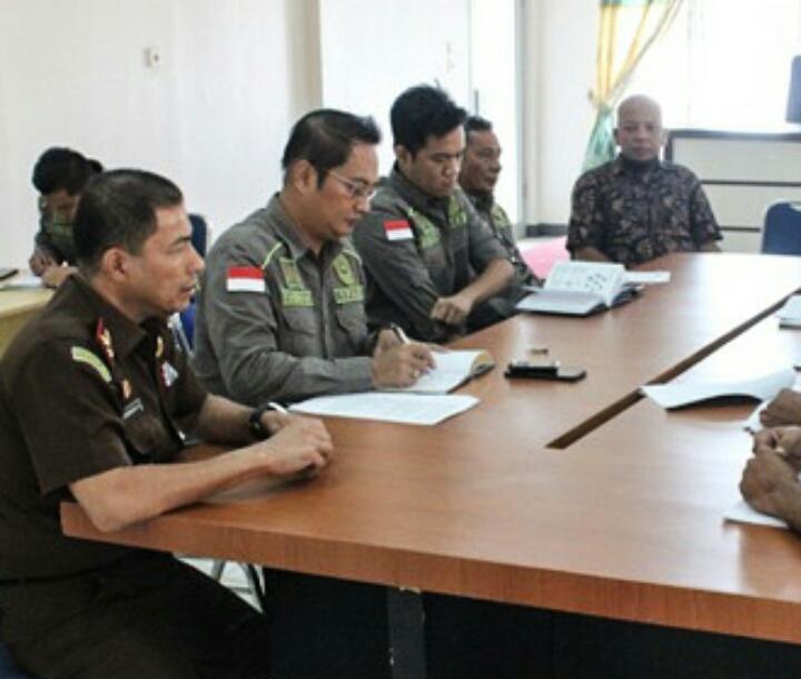 Sejumlah Proyek Yang Dikawal TP4D Dalam Kabupaten Aceh Tamiang Tahun 2019