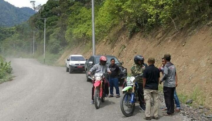 Naik Trail, Bupati dan Anggota DPRK Bener Meriah Kunjungi Samar Kilang
