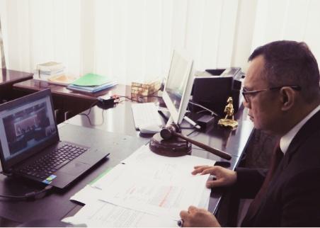 DKPP Periksa Anggota KPU Koa Pariaman