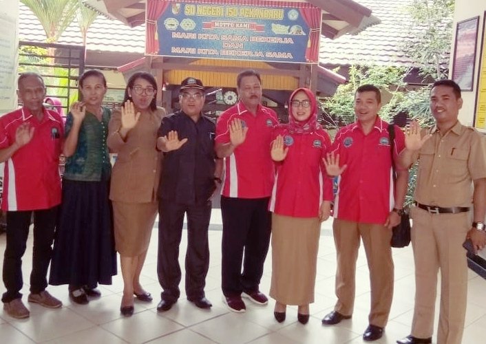 FOKAN Riau Kembali Sosialisasi Bahaya Narkoba di Dua Kecamatan Kota Pekanbaru