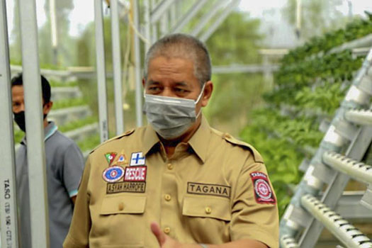 Pemprov Riau Siapkan Dua Opsi Pengisian Jabatan Bupati Bengkalis