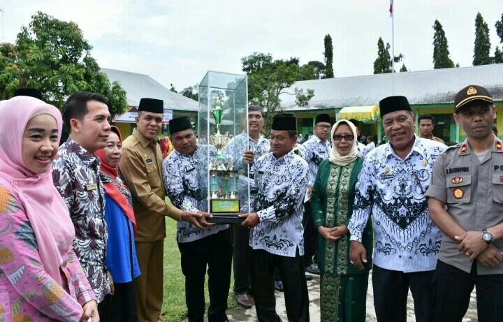 Guru dan Sekolah di Sergai terima Penghargaan Tingkat Provinsi Sumut