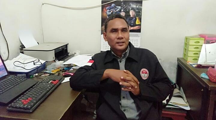 Ancam Wartawan, Ketua FPII Sumut Meminta Pihak Kepolisian Segera Memproses Kasus Tersebut