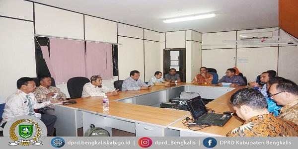 Komisi II DPRD Bengkalis Kunker Ke Diskomimfo Batam Pelajari Sistem Pengelolaan Media Centre