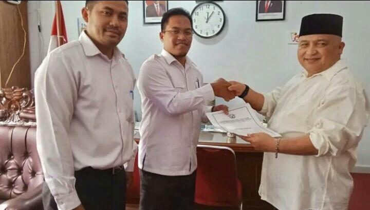 Pemda Aceh Tengah Sampaikan Program Legislasi Daerah Tahun 2019