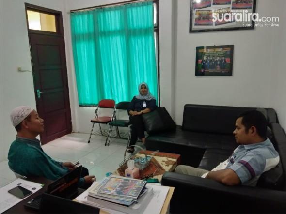 Biro Kesra Pemprov Riau Jalin Kerjasama Bersama AMIK Selatpanjang