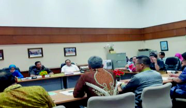 DPRD Riau Bahas Dugaan Pencemaran Lingkungan bersama Chevron