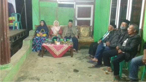 Antusias Masyarakat Desa Mojorejo Selupu Hadiri Sosialisasi Balon Bupati dan Wakil