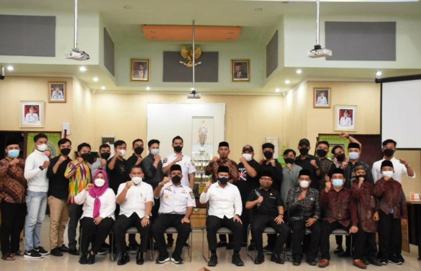 Terima Kontingen FSQ Sergai, Wabup Adlin : 'Terus Berlatih dan Terus Belajar'