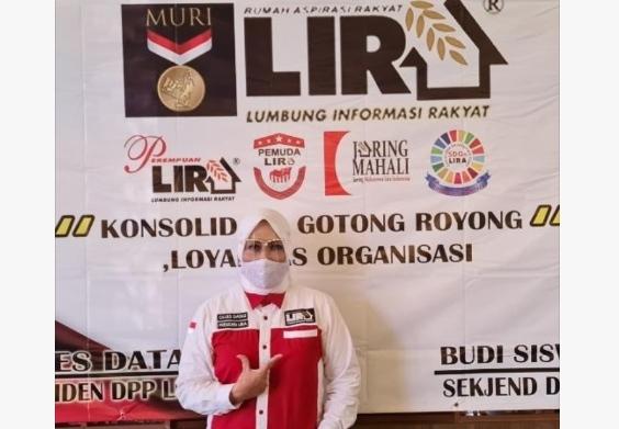 Pilkada Serentak, Presiden LIRA Ajak Masyarakat Punya Hak Pilih ke TPS
