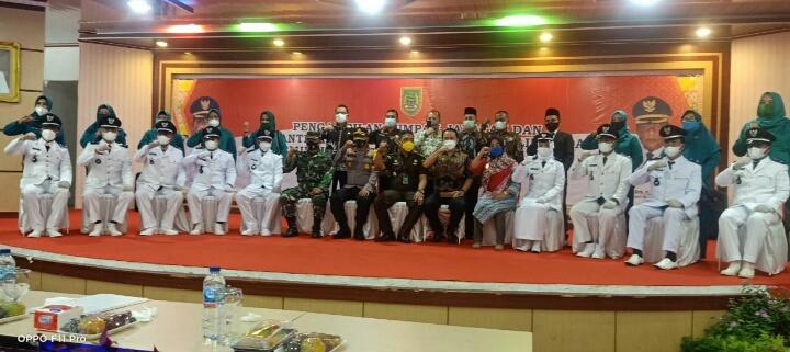 Pengambilan Sumpah Jabatan dan Pelantikan Pejabat Penghulu Kabupaten Rohil
