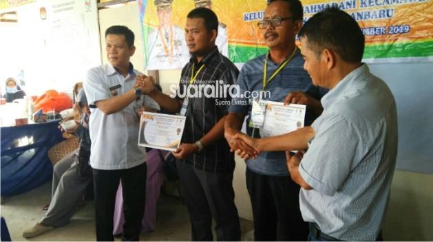 Kegiatan Implementasi Dana Tambahan 2019 Kelurahan Tuah Madani