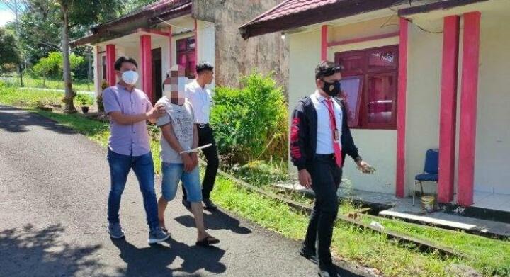 Diduga Cabuli Lebih Dari 4 Anak Laki - laki, Pria Paruh Baya di Kepahiang dibekuk Polisi
