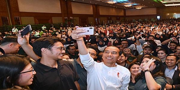 Generasi Muda Optimistis Majukan Indonesia