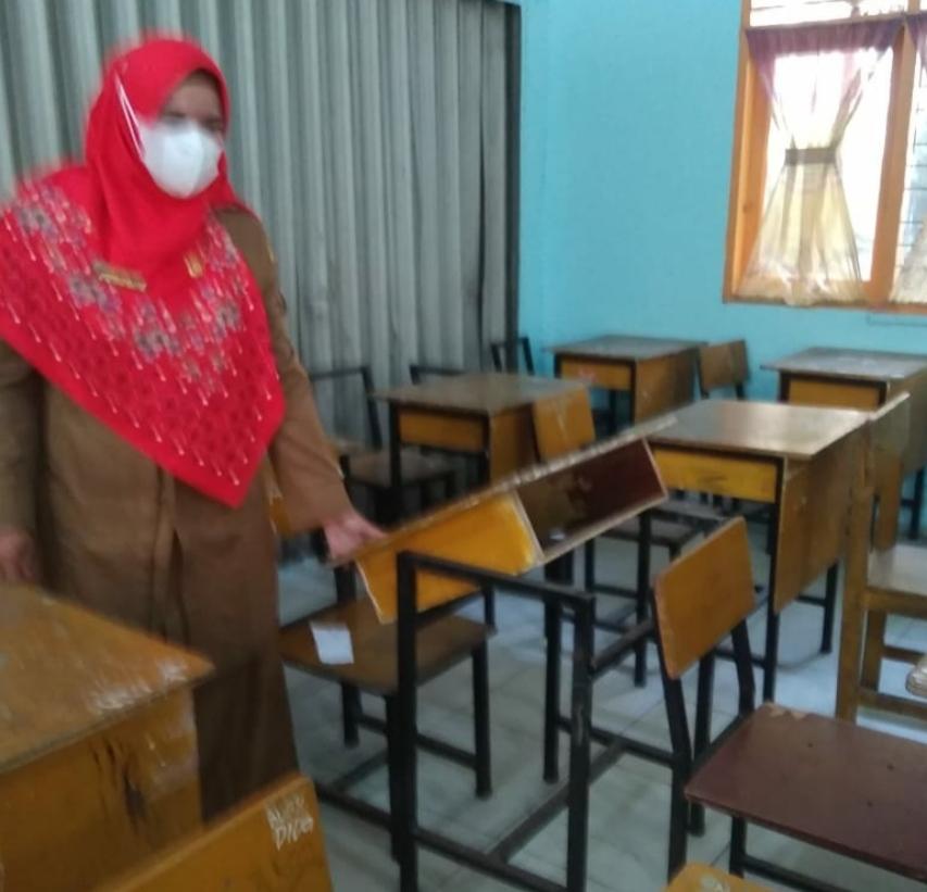 Keadaan dan Kondisi Sekolah Dasar Negeri 34 Kota Pekanbaru Perlu Perhatian