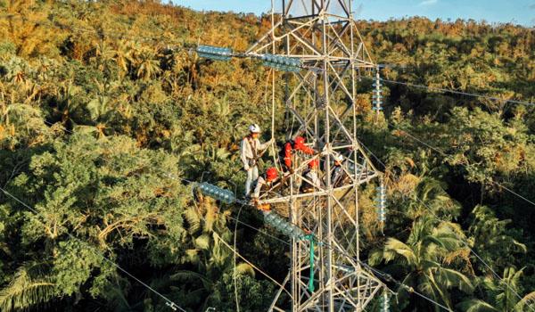 Gerak Cepat, PLN Berhasil Membangun Tower Emergency di Pulau Timor NTT