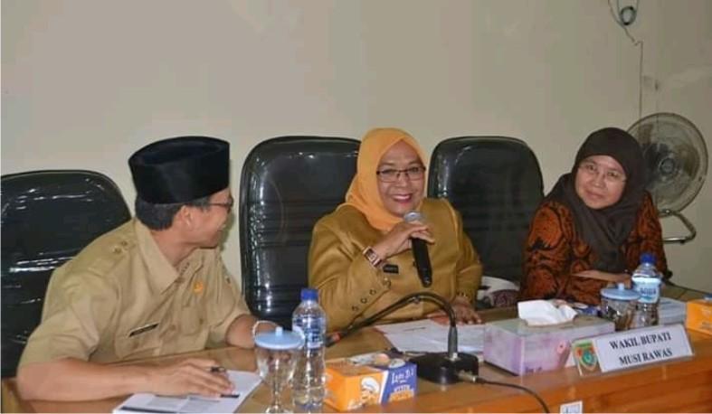 Wabup Musi Rawas Hadiri Sosialisasi Pusbindiklatren Bappenas Tahun 2019