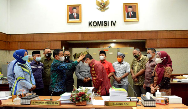 Komisi IV DPRD Riau Dorong PHR Lakukan Pengeboran Sumur Minyak Baru di Blok Rokan