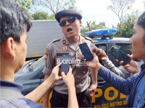 Pelajar Bekasi Diamankan Polisi Yang Berdemo ke Jakarta