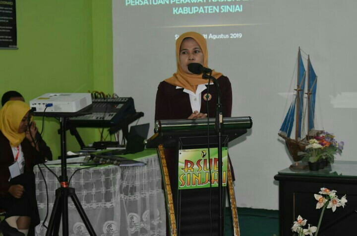 DPD PPNI  Kabupaten Sinjai Gelar Rapat Kerja Daerah
