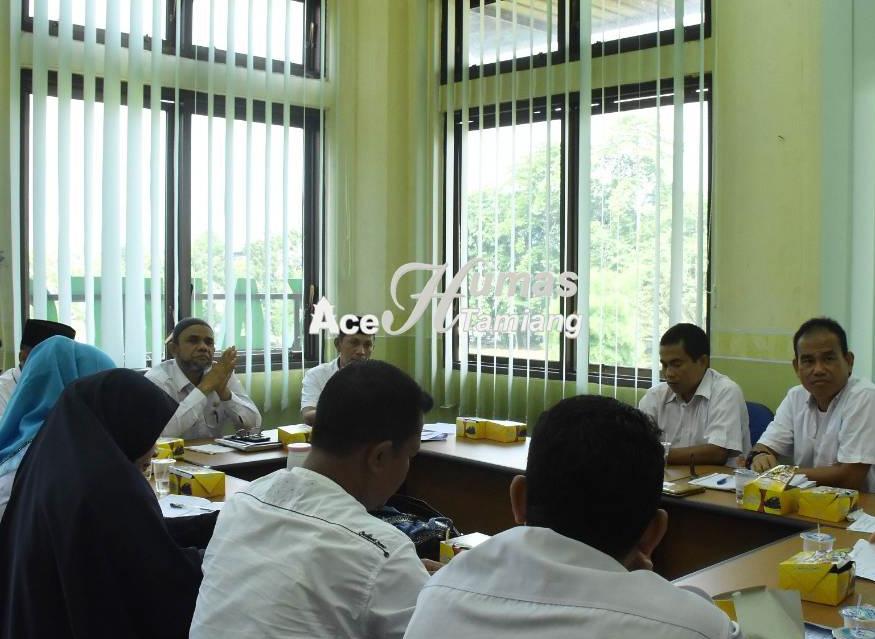 Wakil Bupati Aceh Tamiang, Targetkan Raih 5 Besar di MTQ  Ke 34 di  Pidie