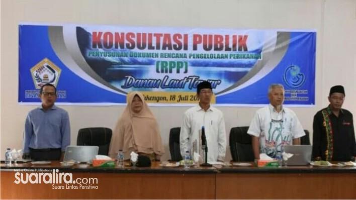 Pemkab Aceh Tengah Kelola Ikan Danau Lut Tawar