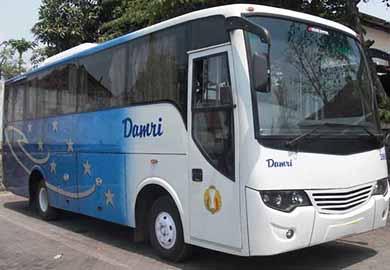Transportasi Antar Kecamatan, Damri Segera Beroperasi di Siak