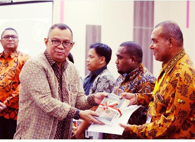 DKPP Taja Pendidikan Etik Penyelenggara Pemilu di Papua